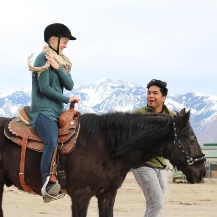 Therapeutic Horseback Riding 2